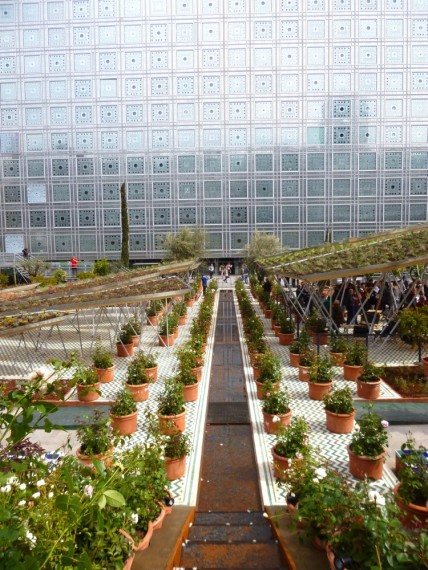Expo Jardins d'Orient Institut du monde arabe 16