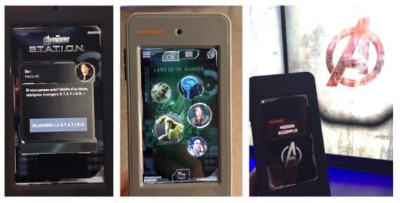 Expo Marvel Avengers Station 34