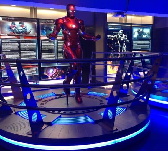 Expo Marvel Avengers Station 5