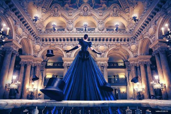 Danse à l'Opéra