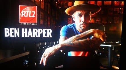 session très très privée RTL2 Ben Harper 2