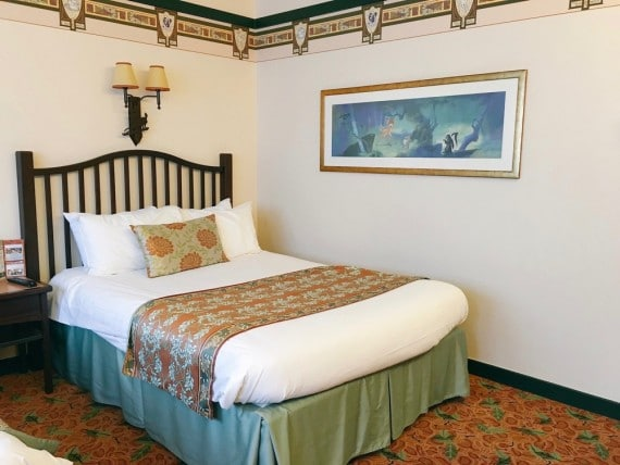 Disney's Sequoia Lodge 39