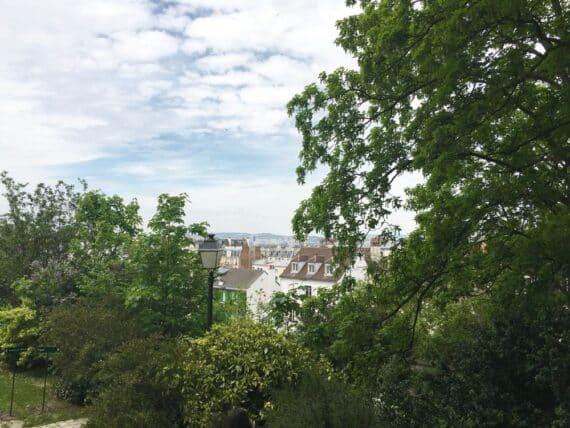 Jardins Renoir Montmartre 12