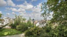 Les Jardins Renoir, lieu secret de la Butte Montmartre