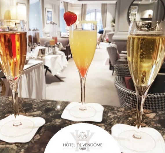 champagne henriot ladies night hotel de vendome