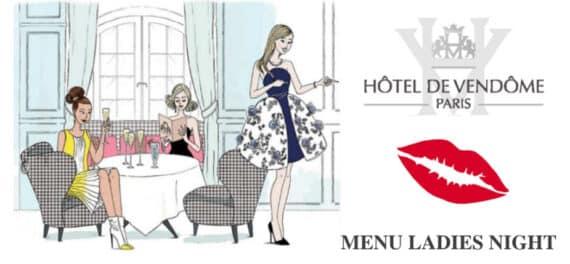 ladies night hôtel de vendor