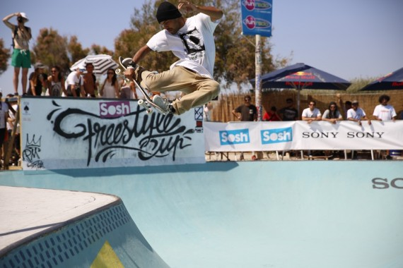 Sosh Freestyle Cup 44