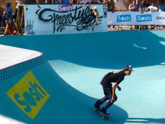 Sosh freestyle Cup 25