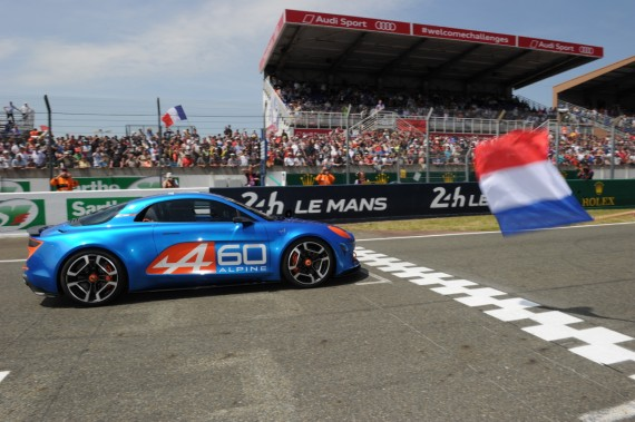 LE MANS 24 HOURS ON JUNE 13-14 2015.