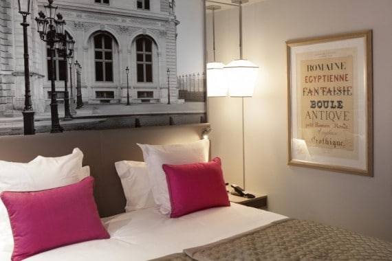 HOTEL_LA_LANTERNE- Chambre 1