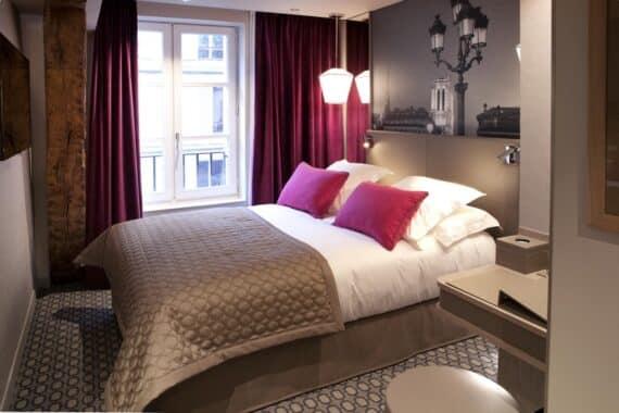 HOTEL_LA_LANTERNE- Chambre 3