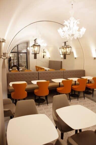 HOTEL_LA_LANTERNE- Sale petit dejeuner