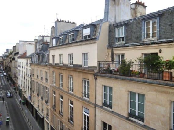 Hotel Square Louvois 2