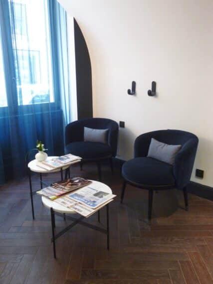 Hotel Square Louvois 7