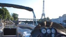 Embarquez pour un apéro flottant sur la Seine avec Green River Cruises