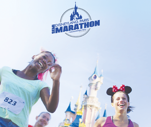 semi marathon disneyland paris
