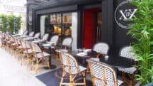 Le VINGT-2, le bistronomique gourmand de l'Avenue Georges V