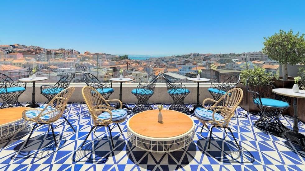 H10 Duque de Loulé à Lisbonne, une boutique-hôtel avec vue, entre tradition et modernité
