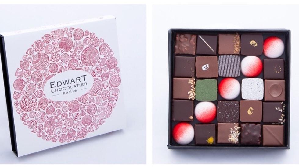 Avec Edwart chocolatier, partez pour un tour du monde délicatement épicé