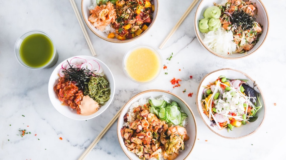 15 cantines healthy à Londres